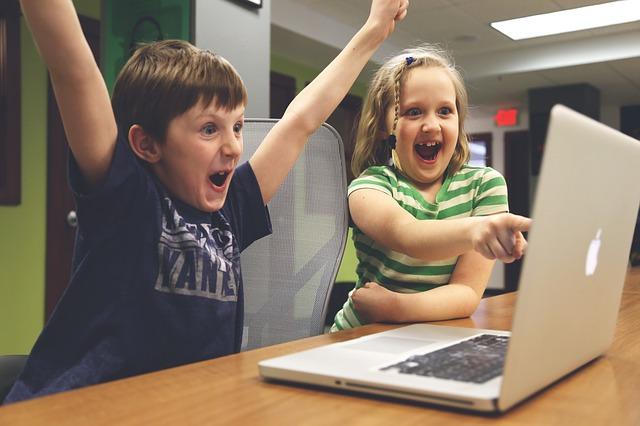 Dětský počítačový úspěch