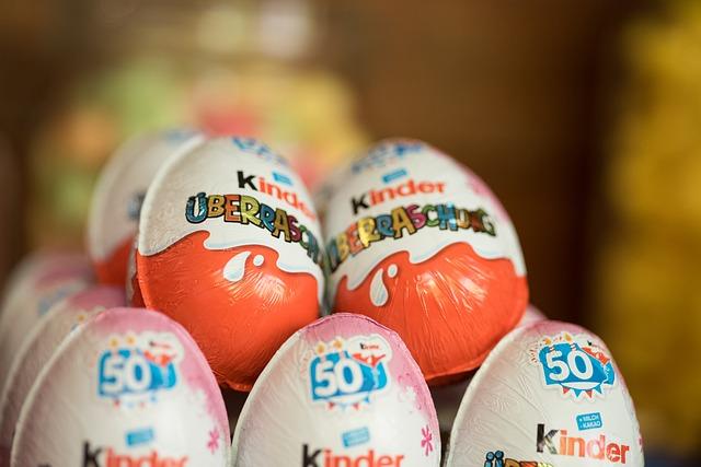 čokoládová vejce